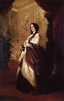 Harriet Howard, Duchess of Sutherland, 1849, winterhalter