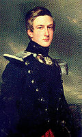 Henri Eugene Philippe Duc d-Aumale, Commander of the 17th Batallion of the Light Infantry, winterhalter