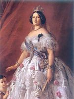 Isabel II of United Kingdom, winterhalter