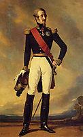 Louis-Charles-Philippe of Orleans Duke of Nemours, 1843, winterhalter