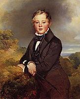 Ludwig, Graf Von Langenstein, 1834, winterhalter