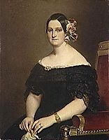 Maria Cristina di Borbone, Princess of the Two Sicilies, c.1818, winterhalter