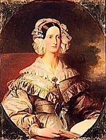 Marie Christine d-Orléans, winterhalter