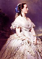 Marie Henriette of Austria, winterhalter
