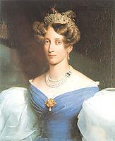 Markgräfin Sophie von Baden , 1830, winterhalter