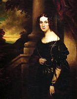 Portrait of Amélie of Leuchtenberg, winterhalter