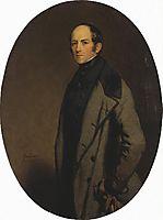 Portrait of Count Alexei Bobrinsky, 1844, winterhalter