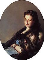 Portrait of a lady, 1872, winterhalter