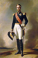 Portrait of Prince Henri, Duke of Aumale, c.1843, winterhalter