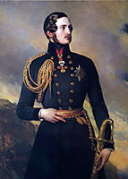 Prince Albert, 1842, winterhalter