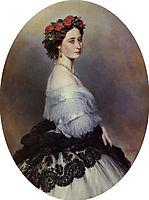 Princes Alice of England, 1861, winterhalter