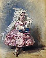 Princess Beatrice, 1859, winterhalter