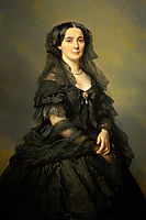 Princess Kotschoubey, 1860, winterhalter