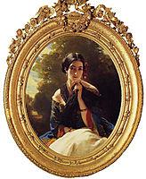 Princess Leonilla of Sayn, winterhalter