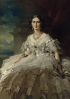 Princess Tatiana Yussupova, 1858, winterhalter