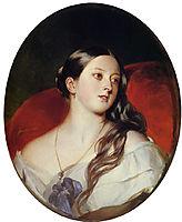 Queen Victoria, 1843, winterhalter