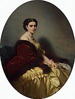 Sophia Petrovna Narishkina, 1859, winterhalter