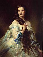 Varvara Rimskaya-Korsakova, winterhalter