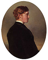William Douglas Hamilton, 12th Duke of Hamilton, 1863, winterhalter