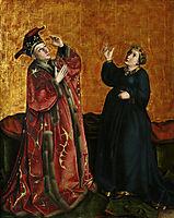 Emperor Augustus and the Sybil of Tibur, witz