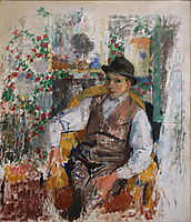 Portrait of Ernest Wijnants, 1912, wouters