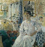 Portrait of a Lady, 1912, wouters