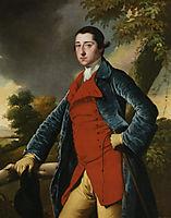 Francis Burdett, wright