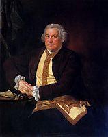 Francis Hurt, c.1780, wright