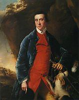 Francis Noel Clarke Mundy, c.1763, wright