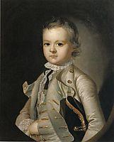 Harvey Wilmot, c.1760, wright