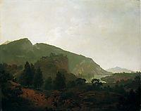 Italian Landscape, 1790, wright