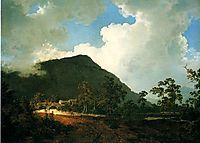 Landscape near Bedgellert, c.1795, wright
