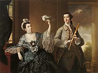 Mr. and Mrs. William Chase, wright