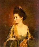 Portrait of Susannah Leigh, wright
