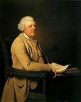 Richard Cheslyn, 1777, wright