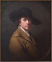 Self-Portrait, c.1780, wright