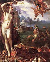 Perseus Rescuing Andromeda, 1611, wtewael