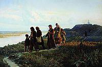 Blind, 1879, yaroshenko