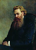 Portrait of Alexander Gerd, yaroshenko