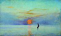 Sunset, yaroshenko