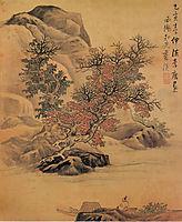 Landscape after Li Tang, yinglan
