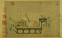 Ni Zan-s portrait, 1542, yingqiu