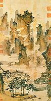 Pavilions in the Mountains of the Immortals, yingqiu