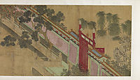 Spring Morning in the Han Palace (View A), 1530, yingqiu