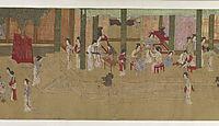 Spring Morning in the Han Palace (View F), 1530, yingqiu