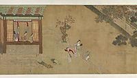 Spring Morning in the Han Palace (View B), 1530, yingqiu