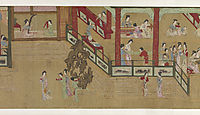 Spring Morning in the Han Palace (View H), 1530, yingqiu