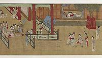 Spring Morning in the Han Palace (View G), 1530, yingqiu