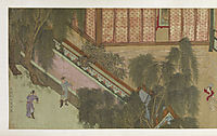Spring Morning in the Han Palace (View J), 1530, yingqiu