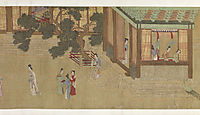 Spring Morning in the Han Palace (View C), 1530, yingqiu